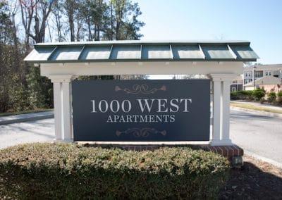 1000 West Apartments Charleston