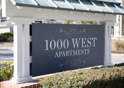 1000 West Apartments