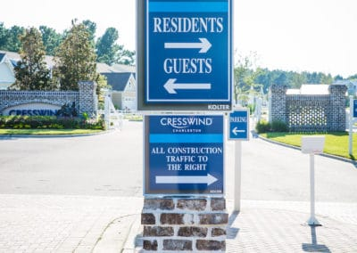Residential Signage 32